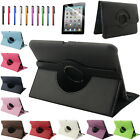 360 Rotating Magnetic Leather Case Smart Cover For Amazon...