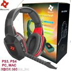 Universal Wireless Gaming Stereo Headset - PS3 PS4 XBOX 360 PC MAC NEW AUSTRALIA