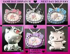 Hello Kitty Necklace Watches, Various Designs for Girls / Women  Birthday Gift image