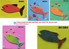 FISH - CERAMIC MOSAIC TILES for your Project ( Pick you Group ) #1