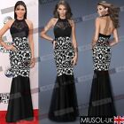 Womens Ballgown Vintage Backless Chiffon Bridesmaid Wedding Evening Full Dresses