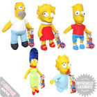 The Simpsons Plush Toys Large Soft Toys. Cool Cartoon Retro Series US Kids TV