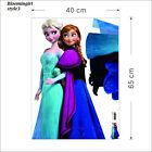 4 style FROZEN Wall Stickers Decals Removable Decor Home Kids Mural Room.