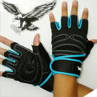 Weight Lifting Gym Glove Training Fitness Workout Wrist Wrap Exercise Sporting