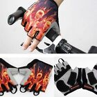 2014 New MTB Bicycle Cycling Shockproof Bike Breathable Half Finger Gloves