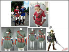 Legend of Zelda Link Green Complete Cosplay Costume High Quality