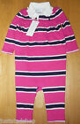 Ralph Lauren baby girl babygro all-in-one romper coverall 0-3-6 m BNWT designer