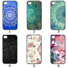 iPhone Samsung Hard CASE Phone COVER Vintage Floral Amazing Collection M16