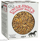 Uncle Jimmys Hanging Balls - Horse Treat / Bordom Breaker
