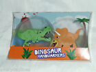 *** Reusable Dinosaur Pattern Hand Warmers Twin Pack - Sporting Goods ***