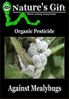 MEALYBUG ORGANIC PESTICIDE, WORM CASTING CONCENTRATE FOR MEALYBUGS