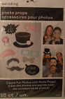 Themed Photo Booth Prop Packs - Wedding Birthday Princess Pirate Hen Party