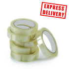 Clear Tape 24mm x 66m *MULTI - LISTING* parcel wrapping sello