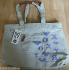 ROXY handbag shoulder canvas bag BNWT New girl women