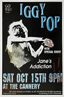 0338  Vintage Music Poster Art  Iggy Pop   *FREE POSTERS