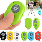 Wireless Bluetooth Remote Control Shutter Self-timer for iPhone 7 6s 6 5sSamsung