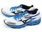 Mizuno Wave Connect 2 Breathable Jogging Sneakers White/Black/Blue J1GC154809