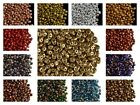 CHOOSE COLOR! 20g 2.5x5mm 2-hole SuperDuo Seed Beads Czech Pressed Glass $6.08 USD on eBay
