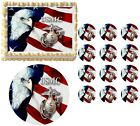 United States Marine Corps Military Eagle Edible Cake Topper Image - All Sizes!