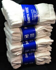 3, 6 or 12 pairs of Diabetic Socks Ivory color size 10-13 made in USA free ship