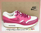 ON Sale ! Nike DS Wmns Air Max 1 VNTG Pink Red Force 555284-104 US 6~8.5 nsw 90