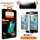 """Genuine Spigen Screen Protector Full Cover Glass for Apple iPhone 6 4.7"""""""