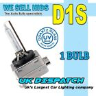 1X D1S BI XENON GAS DISCHARGE BULB QUARTZ GLASS UK STOCK 43k  5k  6k  8k 10k 12k