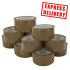 *Multi-Listing* Brown Buff 50mm x 66m Parcel Packing Packing Packaging Tape