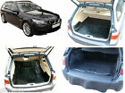 BMW 5 series heavy duty black rubber bootliner load dog mat or bumper protector