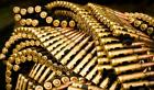 MACHINE GUN BULLETS GLOSSY POSTER PICTURE PHOTO rifle rounds smg 2215