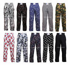 Gym Baggies Cotton Soft Workout Yoga Lounge Exercise Trousers Bottom Pants