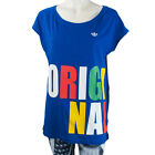 Adidas Originals Women Originals T-Shirt Size: UK 8, 10, 12, 14
