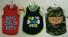 SimplyDog Puppy Dog Pet Shirt Tank Top XS XXS Your Choice NWT Free Shipping