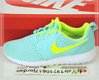 Nike Wmns Rosherun BR Breathe Green Volt White 724850-371 US 6~8.5 Roshe Run