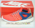 Nike Wmns Free Viritous Bright Crimson Red Navy 725060-600 US 6~8.5 Flywire