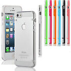 Ultra-Thin Clear Soft Gel Hard Phone Case Cover For Apple iPhone Samsung Galaxy on Rummage