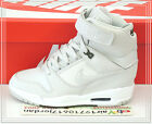 Nike Wmns Air Revolution Sky Hi Light Bone Grey White 599410-015 US 6~8.5 Wedge