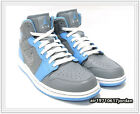 Nike Air Jordan 1 Phat UNC Cool Grey Blue White US 9.5 364770-006 NCAA 3 4 5