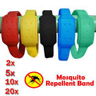 Kid Adult Anti Mosquito Bug Mozz Wrist Bands Insect Repellent Outdoor Protection