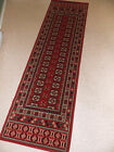Traditional Square Design Red Carpet / Hallway Runner / Rug Come in 2 Sizes