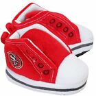 San Francisco 49ers Infant High Top Slippers