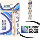 RUGBY WORLD CUP RWC 2015 OFFICIAL MERCHANDISE STATIONERY SET PENCILS MEMORABILIA