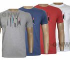 PAUL SMITH MENS T SHIRT/TEE/SHIRT FLOATS ORGANIC COTTON S/M/L/XL/XXL NEW Was £55