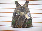Infant/Toddler Girls Realtree Camo Overall Dress Sizes 24 Month & 4T
