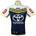 North Queensland Cowboys 2014 Player Issue Home Jersey 'Select Size' M & L BNWOT