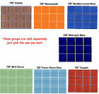 """12 - 7/8""""  Crystal Glass Mosaic Tiles for your Mosaic Designs"""