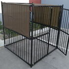 8' x 10' UV Rated Dog Kennel Sun Block Tops (zip ties included)