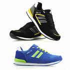 Mens New Casual Retro Faux Suede Running Walking Trainers Jogging Gym Shoes Size