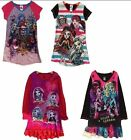 Girls Monster High Sleepwear Sleepdress Nightie  Dress Nightgown Age6-16T 131