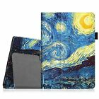 """Folio PU Leather Case Cover for Lenovo Tab 2 A10 10""""-Inch A10-70 Android Tablet"""